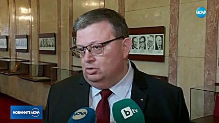 """Цацаров за """"Апартаментгейт"""": След ревизиите на НАП ще стане ясно дали има престъпление"""