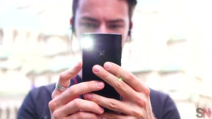 Най-тънкият смартфон
