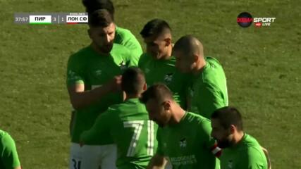 Александър Дюлгеров заби трети гол за Пирин