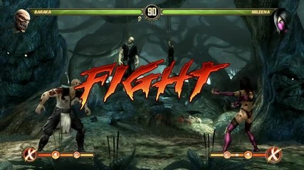 Mortal kombat komplete edition играта на Хриси