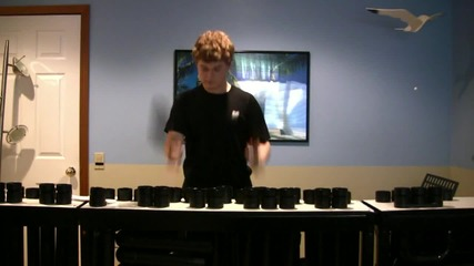 Невероятно изпълнение на инструмент от Pvc тръби