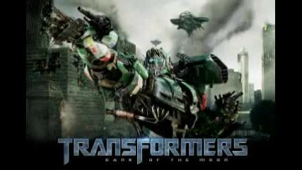 Transformers Dark Of The Moon Ревю