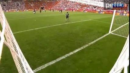 Испания - Италия [1:1] Евро 2012