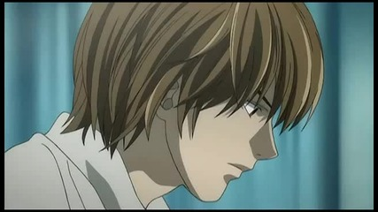 Death Note Епизод 2 част 1/2 English Subbed