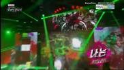 Hyoyeon & Yuri ( Snsd) ft. Henry ( Super Junior- M)- I Am Live