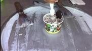 Домашно направен Пържен Сладолед по улиците на Тайланд (с бисквитки Орео)!!!