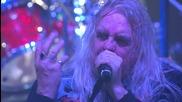 Saxon - The Devil's Footprint - Let Me Feel Your Power