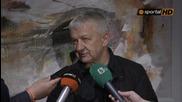 Крушарски: Ще отрежа главата на всеки, който се опита да купи или продаде мач