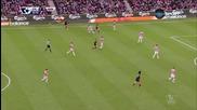 Комично отиграване на Марко Арнаутович в дербито с Манчестър Юнайтед