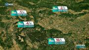 Прогноза за времето на NOVA NEWS (05.03.2021 - 10:00)