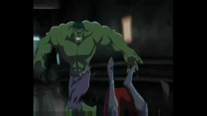 Hulk vs. intro