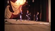 танц в читалището на Айтос
