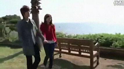 Baek Seung Jo & Oh Ha Ni Celine Dion- I Surrender- .mp4