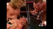 Dx John Cena Vs Umaga Edge Rko - 2