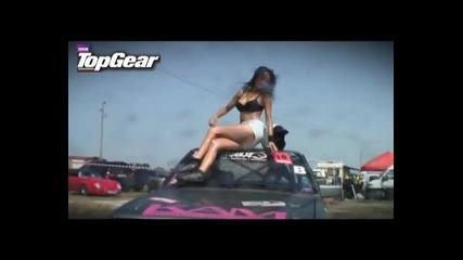 Iva Rusinova - Drift Day 2011