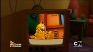 Cartoon Network Германия - Реклами и Шапки (18.08.2012)