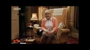 When Des was around Old Lady Sketch - Marc Wooton Exposed - Bbc comedy