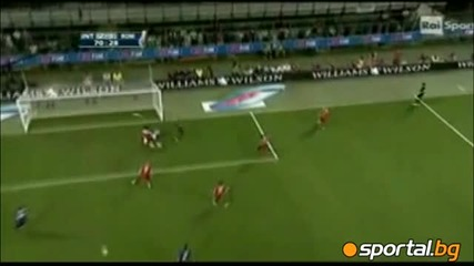 Inter - Roma 3:1
