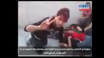 Как се инсценират политическите убийства в Сирия