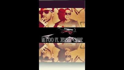 Al 100 ft. Jerry - Crime - official remix 2014 - (prod.by.cj Smoke Beat )