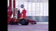 болид на Ferrari