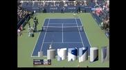 Бердих, Цонга и Родик прескочиха във втория кръг на US Open