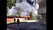 Пожар в кв. Красна поляна, София, 14.06.2009, 2