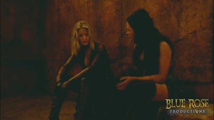 Kahlan & Cara - Fix You - Legend Of The Seeker [ High Definition ]