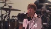 Justin Bieber - Pray 2010 A M A