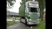 Scania R500 V8 van het Goor