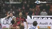 Милан - Сампдория 3:0 Милан с класическо 3:0