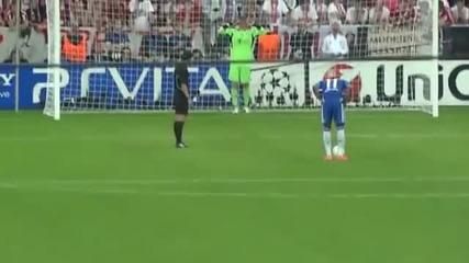 Този момент ще остане завинаги в историята на футбола