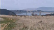 Язовира в село Горна Диканя