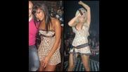 Андреа и николета с еднакви рокли Смях