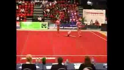 Акробатика - Европейско - 11 - 16 - Тройка - Финали