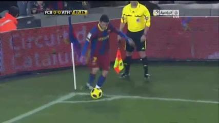 Fc Barcelona 0 - 0 Ath. Bilbao 21.12.2010 (copa De Ray)
