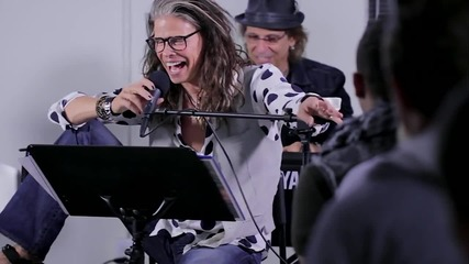 Steven Tyler - Amazing at Recovery Unplugged drug rehab