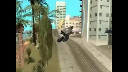 grand theft auto san andreas skilled stunts