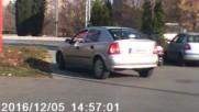 Ето така се паркира на паркинга пред Kaufland Стара Загора