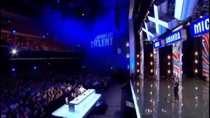 Цял Епизод! Новите серии на Britain's Got Talent 2011 - Епизод 2 ( Част 3) 24.04.2011