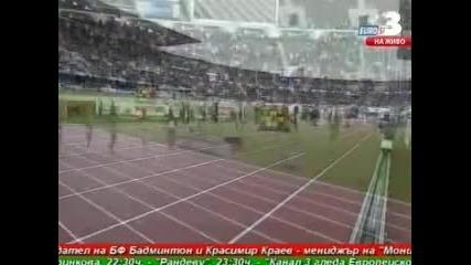 Ивет Лалова е европейска шампионка в спринта на 100 метра!