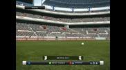 Pes 11 Pc Demo Berbatov Goal