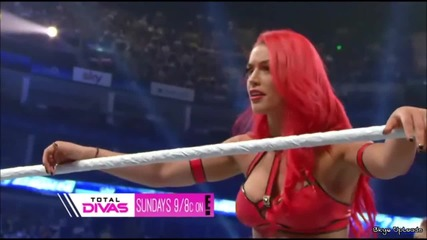 Eva Marie & Nikki Bella vs. The Funkadactyls