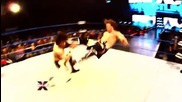 Contenders Match for X Division Title: Chris Sabin vs. Zema Ion vs. Sonjay Dutt - May 2, 2013