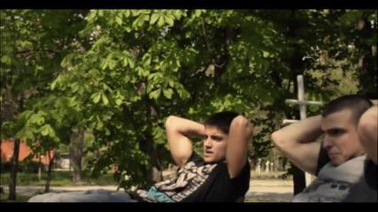Davidoff - Мечтател (street-fitness видео)