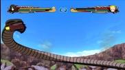 Naruto storm revolution Edo Orochimaru mod