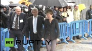 Belgium: Ministers arrive for Extraordinary Justice and Home Affairs Council on refugee quotas