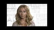 Хейдън Панетиер за насилието в училище - реклама за Mtv - Get - Schooled