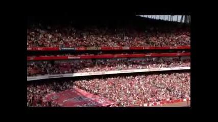 Арсенал 6 - 1 Саутхемптън (15-09-2012)