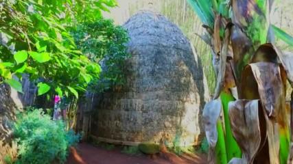 Слонските колиби на племето Дорзе (